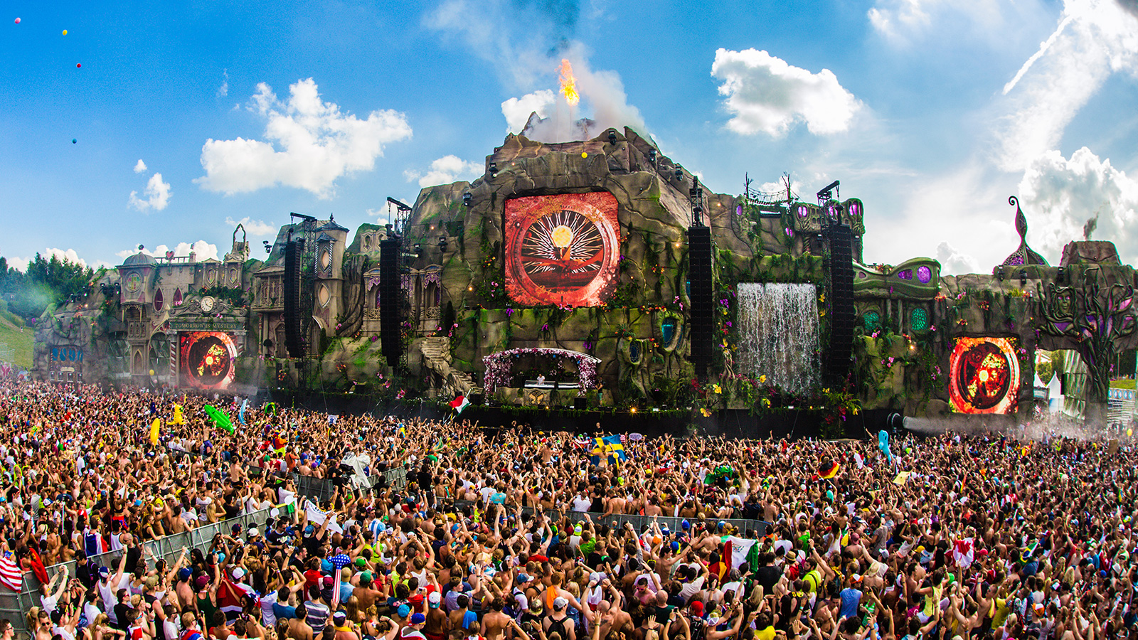 tommorowland