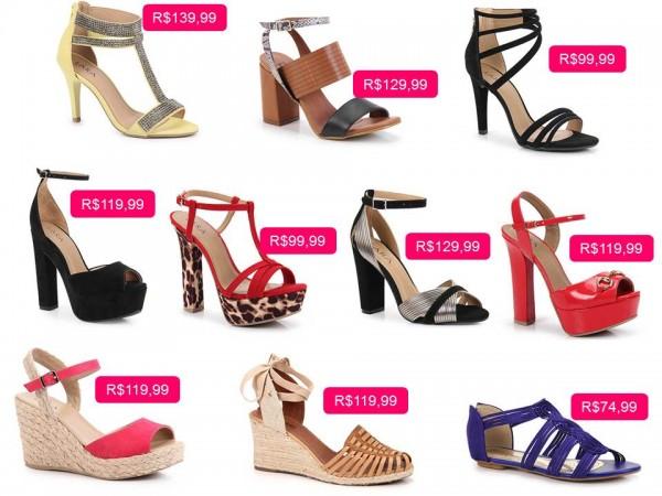 Top 10 sandalias