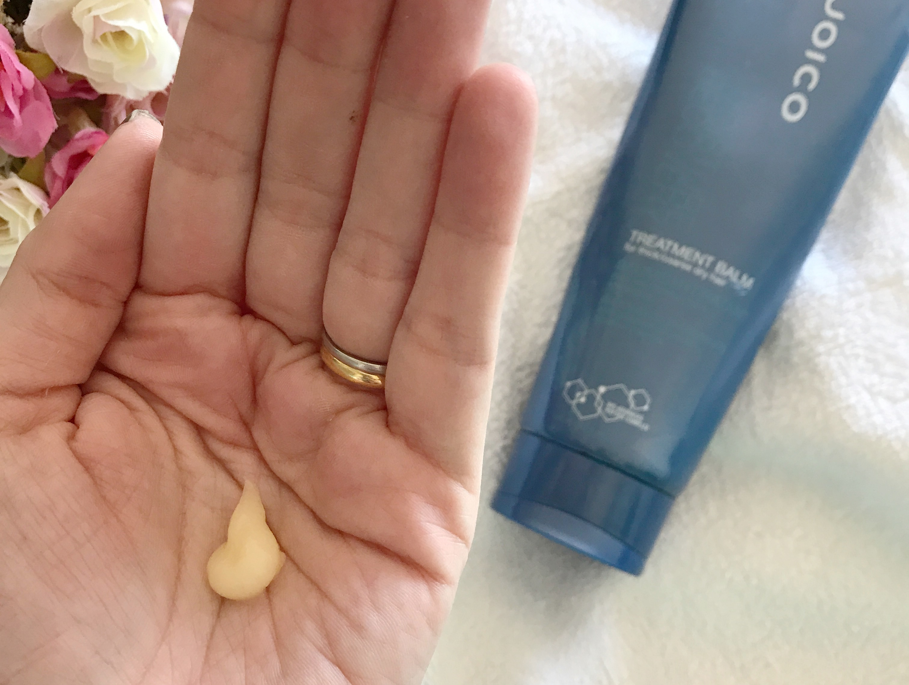Resenha da mascara para cabelos Joico Moisture Recovery - Giuli Castro