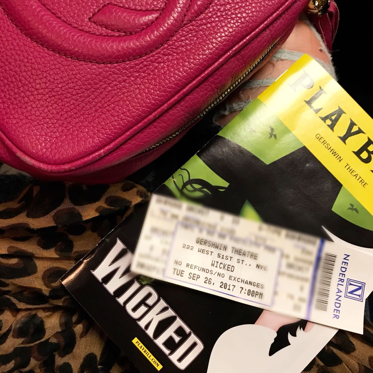Wicked - Broadway - NYC - Giuli Castro
