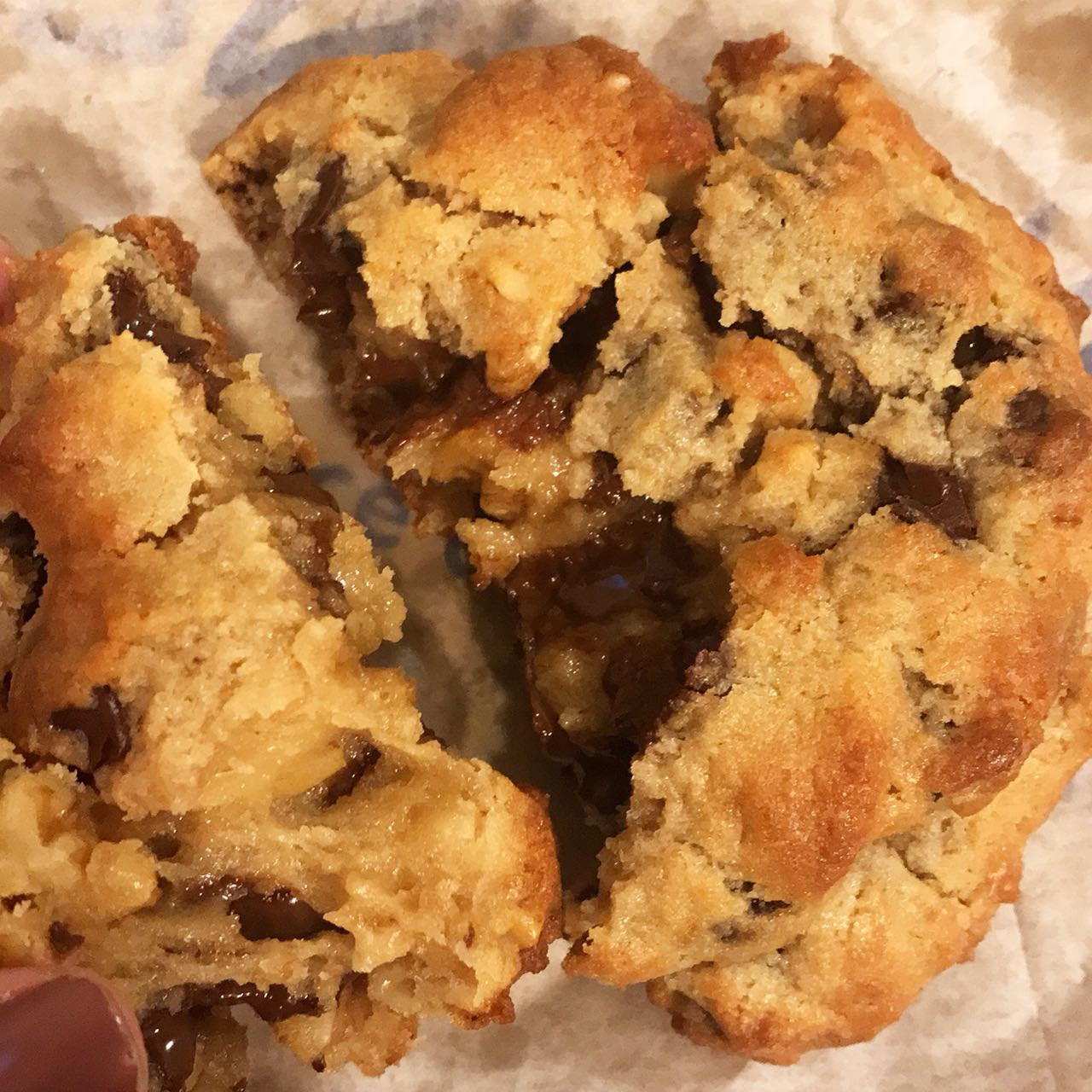 Levain Cookies em NYC - Giuli Castro