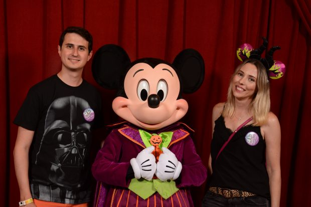 Festa de Halloween Magick Kingdom - disney - Giuli Castro