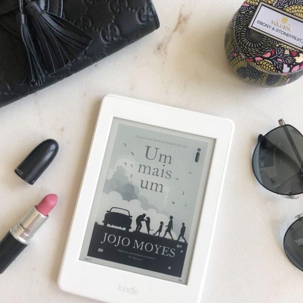 Livro Um Mais Um da Jojo Moyes - Giuli Castro