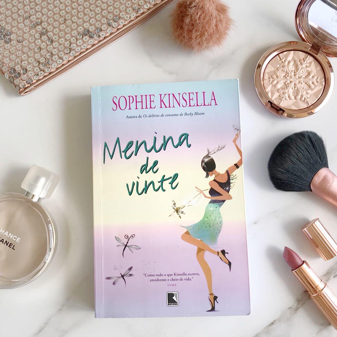 Menina de Vinte de Sophie Kinsella