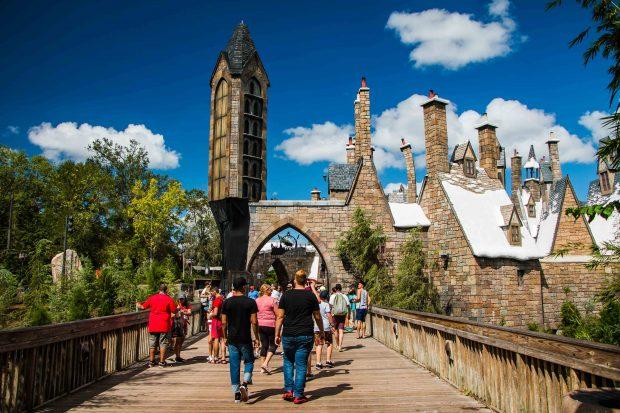 Harry Potter Island of Adventure