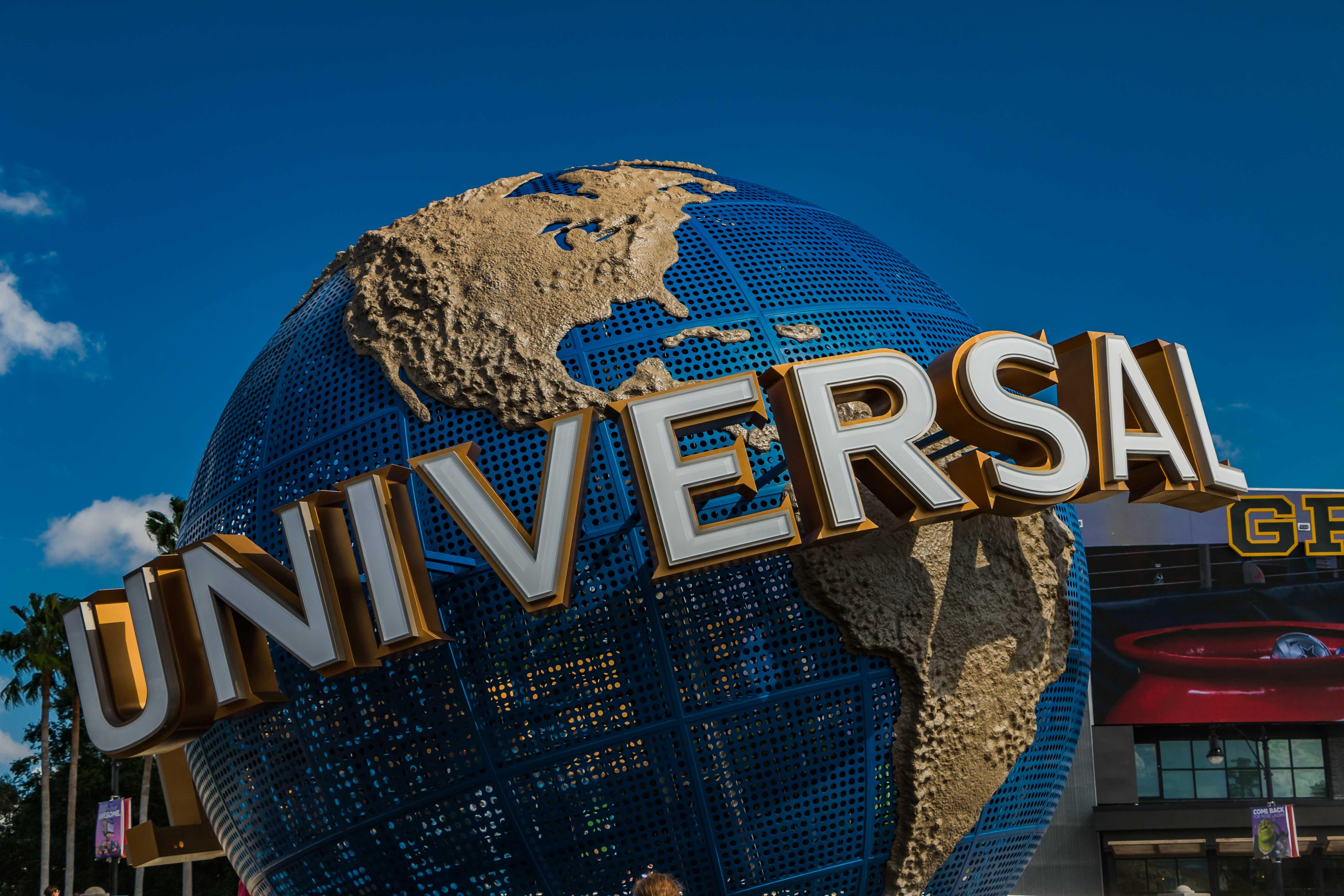 Universal Studios em Orlando nos EUA por Giuli Castro