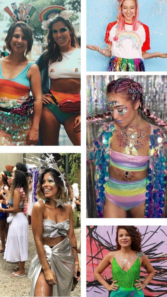 20 inspirações de looks para o carnaval_Giuli Castro