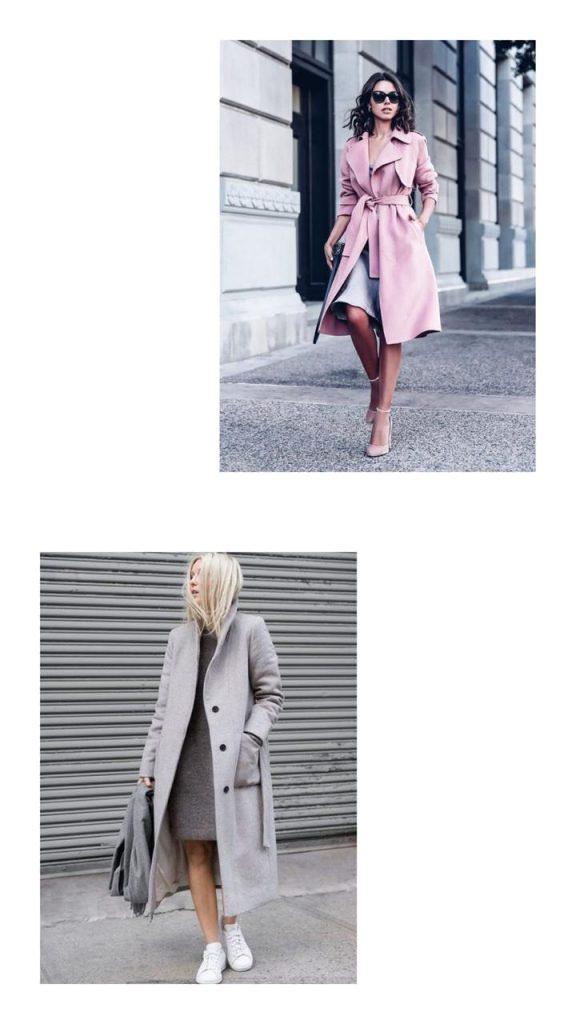 f4febef2d1b Jogar um trench coat por cima de um vestido